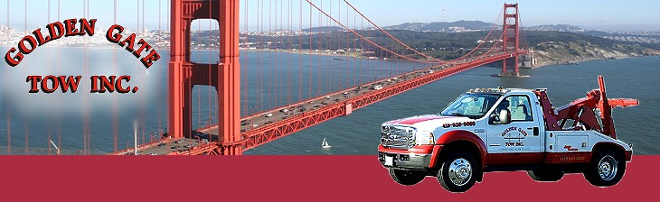 San Francisco car towing services
