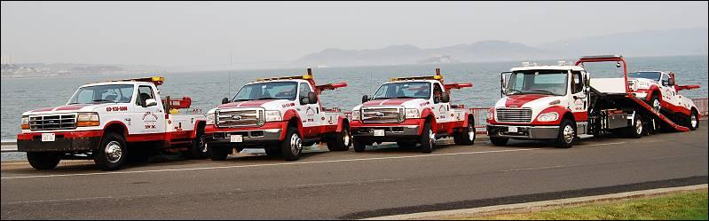 San Francisco Road Services